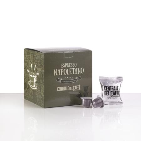 keyword ESPRESSO NAPOLETANO - capsule - compatibili - nespresso