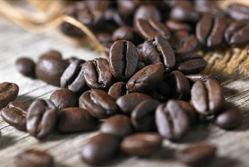 Centrale del caffe - le miscele