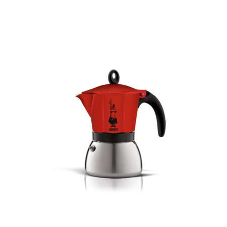 Bialetti Moka Induction - rossa
