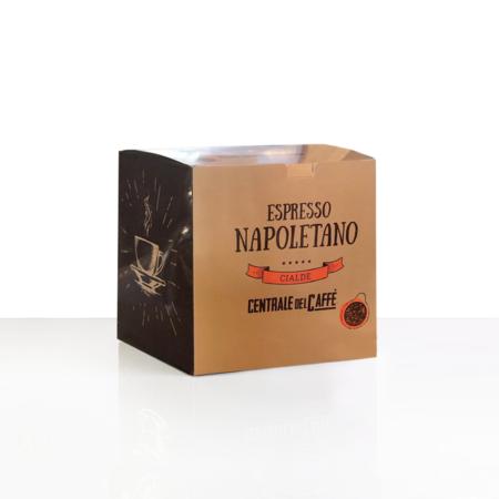 50 pods - 50 cialde - espresso napoletano