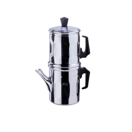 Ilsa Neapolitan Coffee Maker - CAFFETTIERA NAPOLETANA - linea diamante -ilsa -sfaccettata